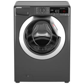 Hoover DXOA49C3R 9KG 1400 Spin Washing Machine - Graphite
