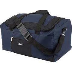Go Explore Soft 38 Litre Small Holdall - Navy