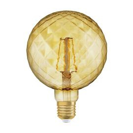 Osram 40W ES LED Vintage Gold Pinecone Light Bulb