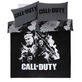 Call of Duty Black Bedding Set