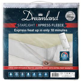 Dreamland Starlight Express Heated Underblanket - Single