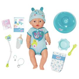 Baby born Soft Touch Boy Doll