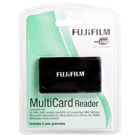 Fuji USB Multi-Card Reader - 15 Card Compatibility.