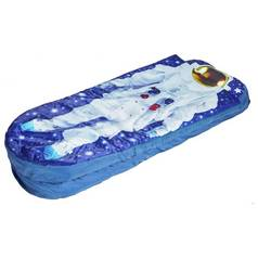 I Am Astronaut Kids ReadyBed - Air Bed & Sleeping Bag
