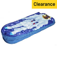 I Am Astronaut Junior ReadyBed Air Bed and Sleeping Bag