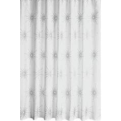 Argos Home Starburst Shower Curtain