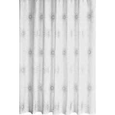 Argos Home Starburst Shower Curtain