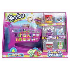 Shopkins Mini Packs Shoppin Cart
