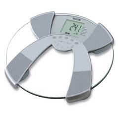 Tanita BC532 Body Composition Bathroom Scale - Grey
