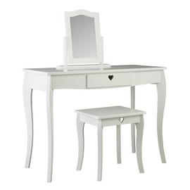 Argos Home Mia White Dressing Table