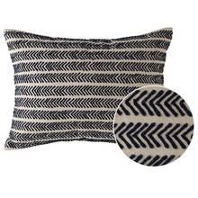 Argos Home Nomad Crewl Cushion - Grey