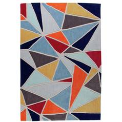 Argos Home Shard Rug - 160x120cm - Multicoloured
