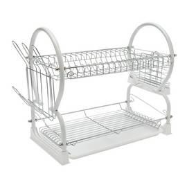 cf484636e447 Dish Racks | Drying Racks & Cutlery Drainers | Argos