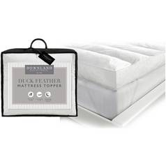 Downland Duck Feather 5cm Mattress Topper - Superking