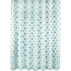 Argos Home Polka Dot Shower Curtain