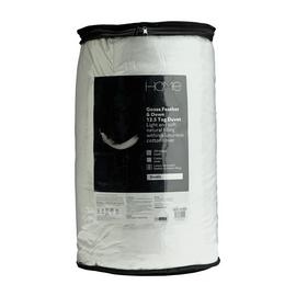 Argos Home Goose Feather & Down 13.5 Tog Duvet - Superking