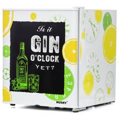 Husky Gin 43 Litre Mini Fridge