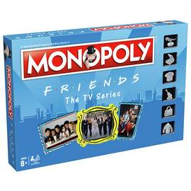 F.r.i.e.n.d.s. Monopoly Board Game