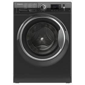 Hotpoint NM11946BCA 9KG 1400 Spin Washing Machine - Black