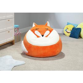Argos Home Fox Beanbag Chair