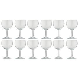Argos Home Set of 12 Basic Wine Glasses