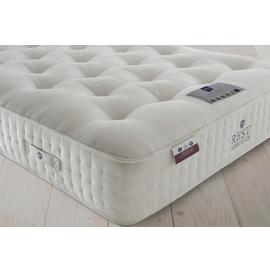 Rest Assured Naturals Pkt Sprung Kingsize Mattress - Medium