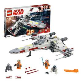 LEGO Star Wars X-Wing Starfighter Toy Building Set - 75218