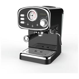 Cookworks CM5013B-GS Espresso Coffee Machine
