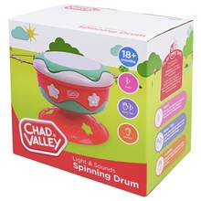 Chad Valley Spinning Drum