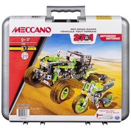 Meccano 27-in-1 Off Road Racers