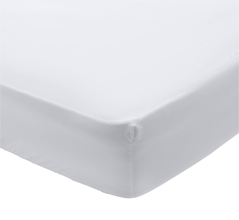 Argos Home 400 TC White Bedding Set - Single