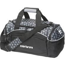 Carbrini Geo Medium Holdall - Black