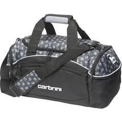 Carbrini Geo Medium Holdall - Black