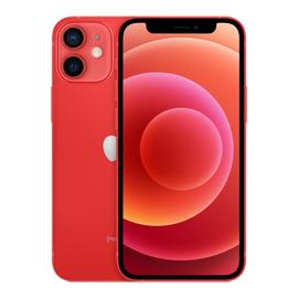 SIM Free iPhone 12 mini 256GB 5G Mobile Phone - Product Red