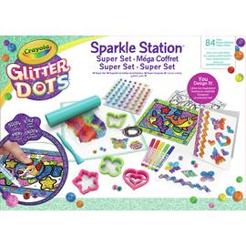 Crayola Glitter Dots Super Set