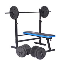 Pro Fitness Folding Bench Strength Trainer