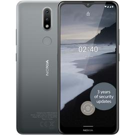 SIM Free Nokia 2.4 32GB Mobile Phone - Charcoal