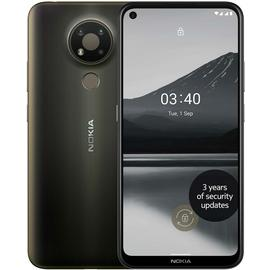 SIM Free Nokia 3.4 32GB Mobile Phone - Charcoal