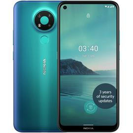 SIM Free Nokia 3.4 32GB Mobile Phone - Blue