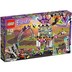 LEGO Friends Heartlake The Big Race Day Kart Toy - 41352