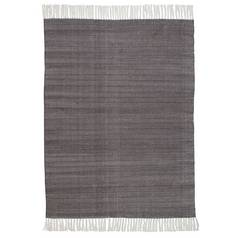 Argos Home Herringbone Rug - 120x160cm - Dove Grey