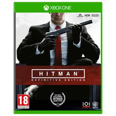 Hitman: Definitive Edition Xbox One Game