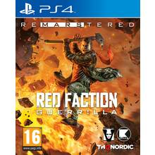 Red Faction Guerilla Re-Mars-tered PS4 Game
