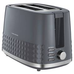 Morphy Richards 220024 Dimensions 2 Slice Toaster - Grey