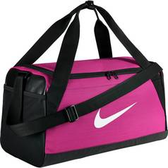 8a61a86ef6 Nike Brasilia Small Holdall - Pink