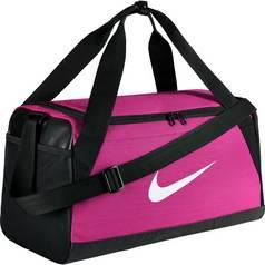 5f65089d80 Nike Brasilia Small Holdall - Pink