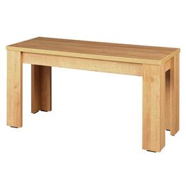 Habitat Miami Dining Bench - Oak Effect