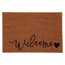Argos Home Coir Welcome Doormat