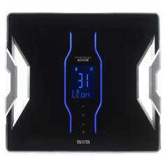 Tanita Smart Scale with Body Composition - Black