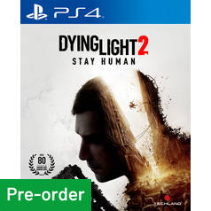 Dying Light 2 PS4 Pre-Order Game